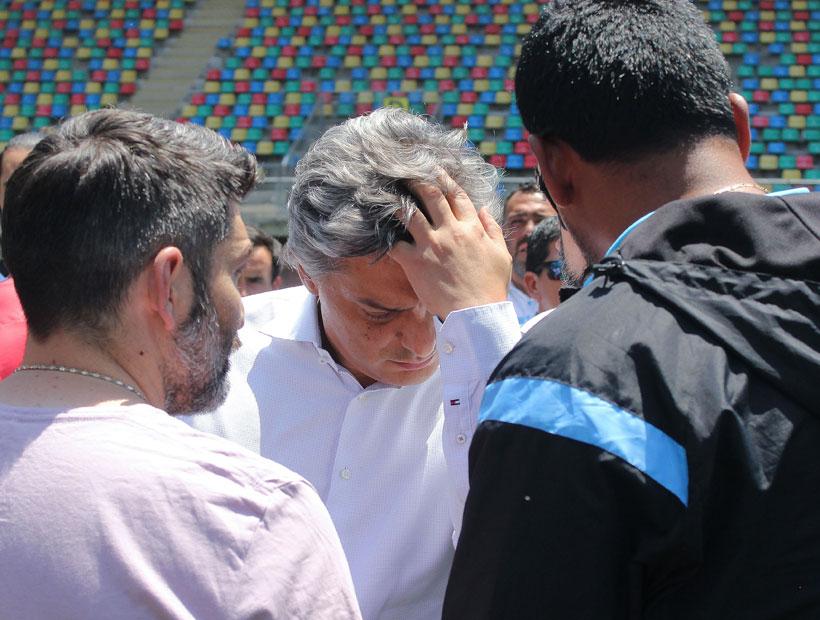 Campeonato Nacional: Diputados UDI irán a la justicia por la culminación anticipada