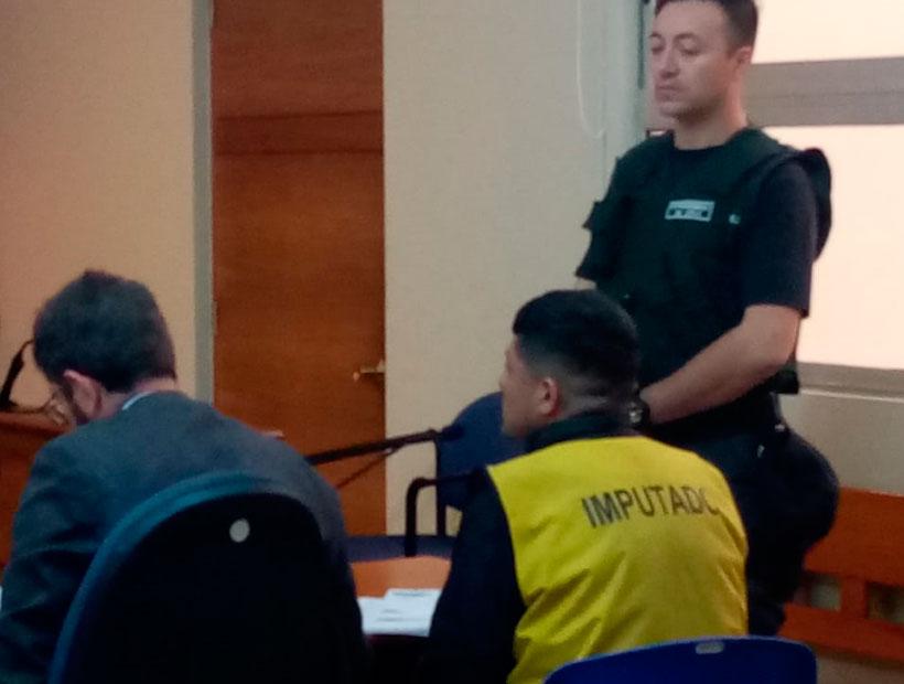 Valparaíso: Juzgado de Garantía aumentó el plazo de investigación por robo con homicidio