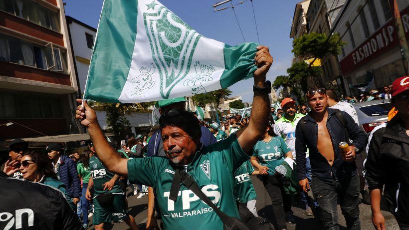 Santiago Wanderers se encuentra con un pie y medio adentro de Primera División