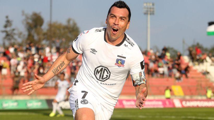 Paredes se quedará seis meses más en Colo Colo para romper el récord de Caszely