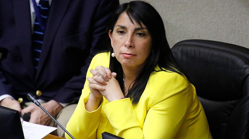 """Vocera califica como """"atentado a la democracia"""" los llamados a funas de los parlamentarios"""