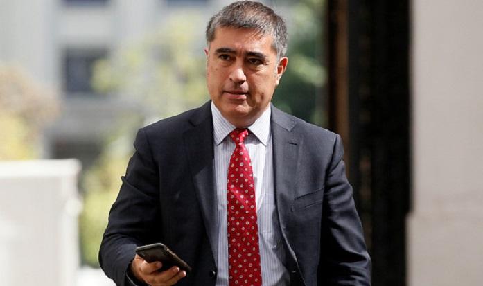 Mario Desbordes anuncio demanda de RN contra Chahuán por su participación en saqueos