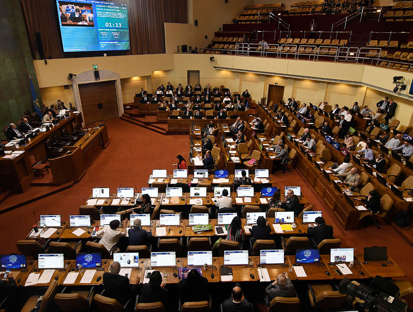 Cámara de Diputados: aprueban ley que sanciona la incitación a la violencia