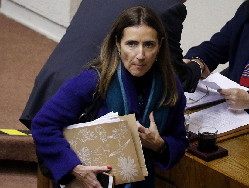 Preparan interpelación en contra de la ministra Carolina Schmidt