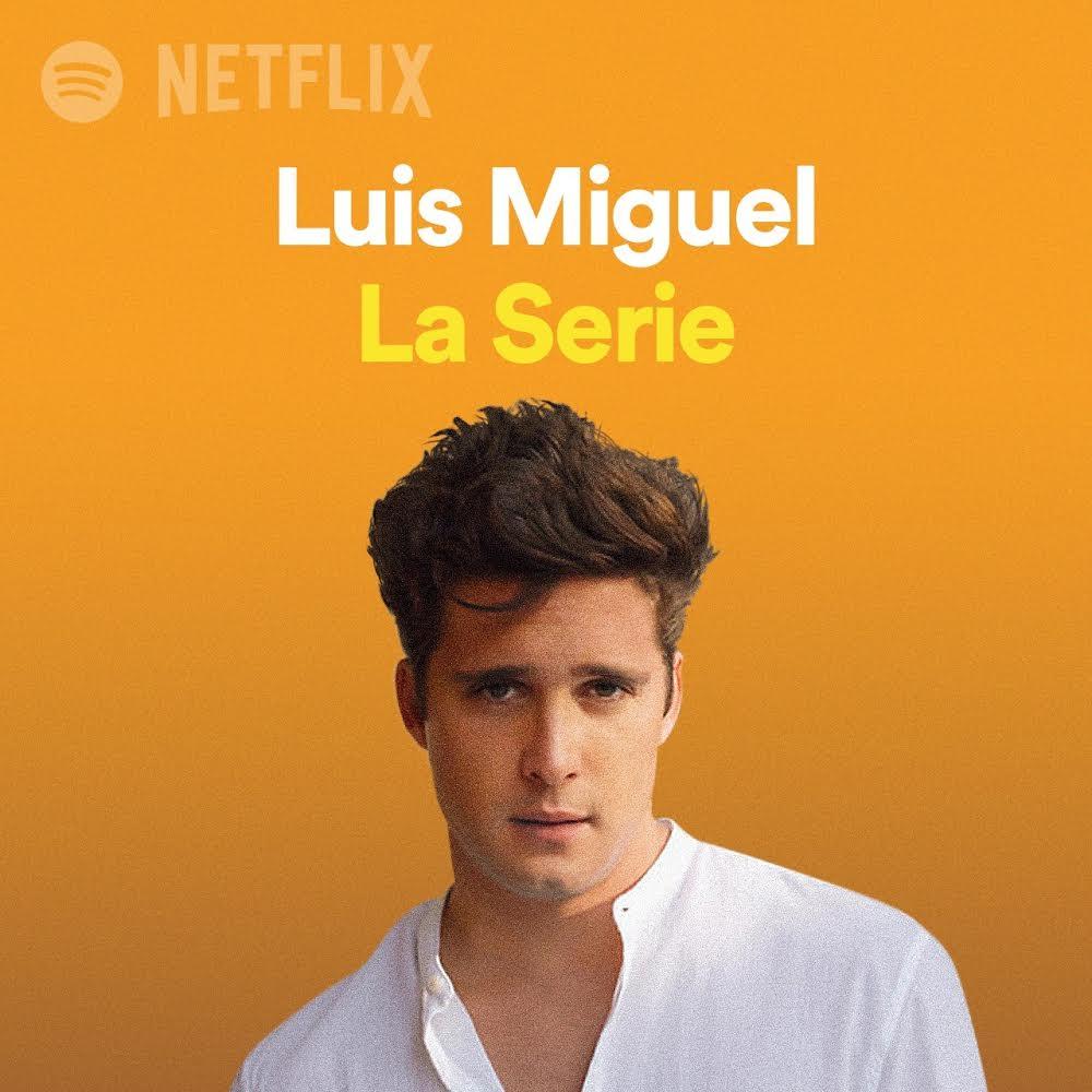 Ya está disponible en Spotify la playlist de la segunda temporada de Luis Miguel: La Serie