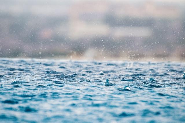 Hasta 20 milímetros de agua ha dejado sistema frontal en la Región de Valparaíso